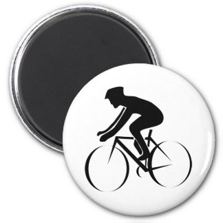 Racing Bike Magnet