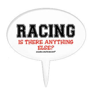 Racing Cake Topper