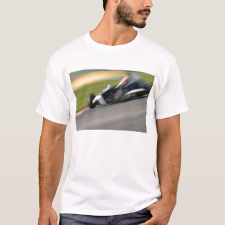 Racing Car Adult Tee Shirt
