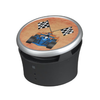Racing Car Bumpster Speakers