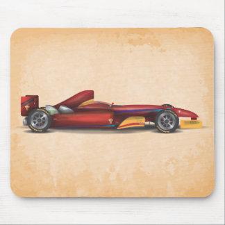 Racing Car Mouse Pad