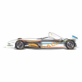 Racing Car Acrylic Cut Out