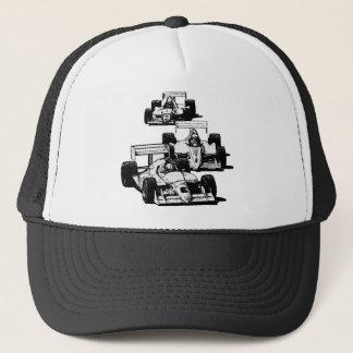 RACING CARS TRUCKER HAT
