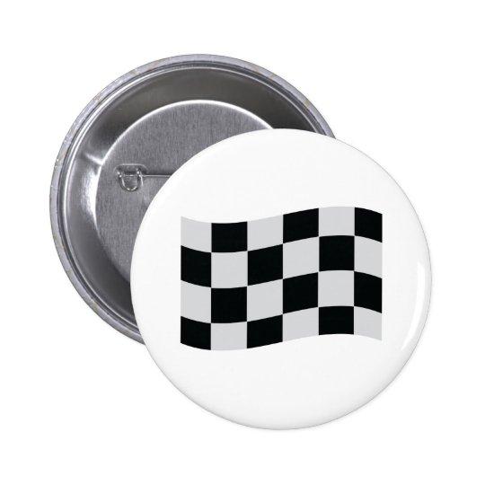 racing checker flag button