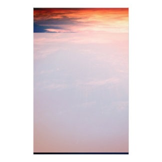 Racing Clouds Stationery