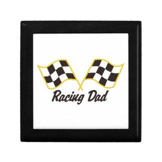 Racing Dad Jewelry Box