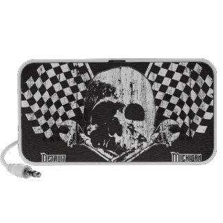 Racing Death Speakers