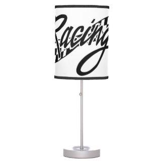 Racing Desk Lamp