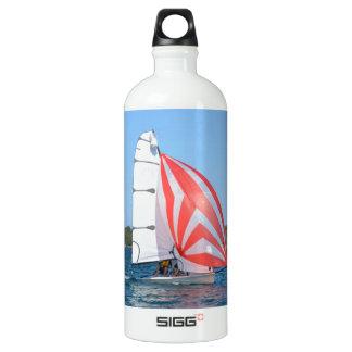 Racing Dinghy At Fornells SIGG Traveler 1.0L Water Bottle