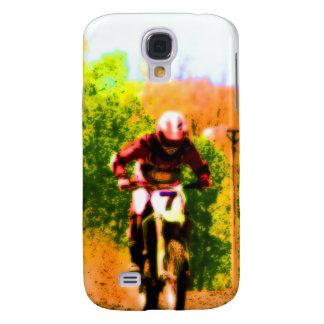 Racing Dirtbike Daredevil Galaxy S4 Cover