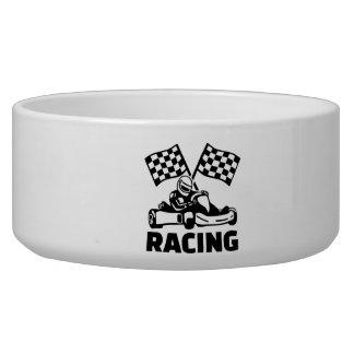 Racing Dog Water Bowl