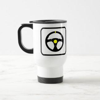 Racing Driver Pro Coffee Mug