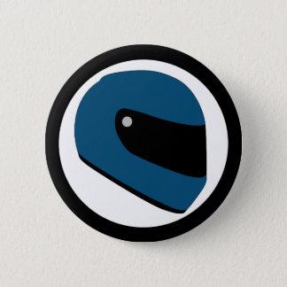 Racing Fan Pinback Button