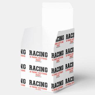 Racing Favor Box