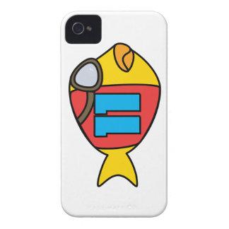 racing fish iPhone 4 case