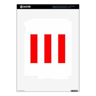 racing-flag- iPad 3 skins