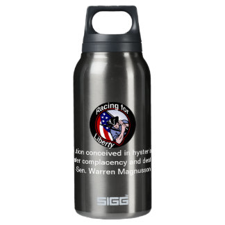 - Racing for Liberty w/Magnusson Thermos Water Bottle