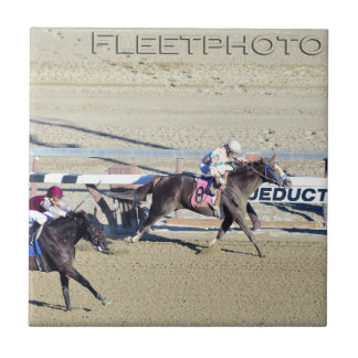 Racing from Aqueduct Tile