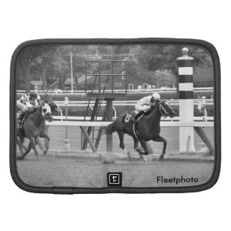 Racing from Historic Saratoga Race Course Folio Planners