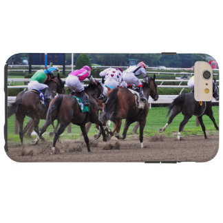 Racing from Historic Saratoga Race Course Tough iPhone 6 Plus Case