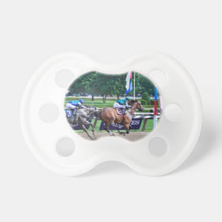 Racing from Saratoga Pacifier