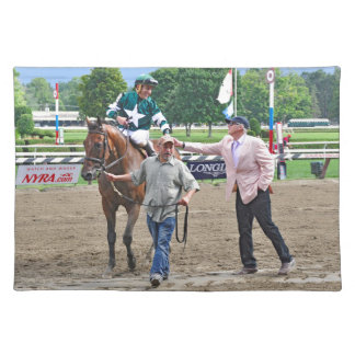 Racing from Saratoga Placemat