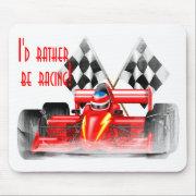Racing Gear mousepad