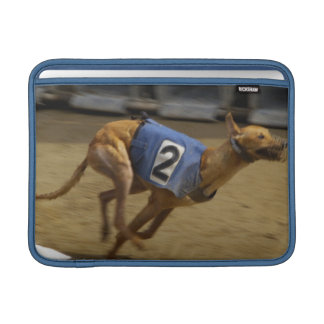 "Racing Greyhound 13"" MacBook Sleeve"