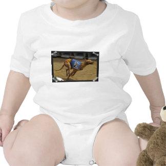 Racing Greyhound Baby T-Shirt