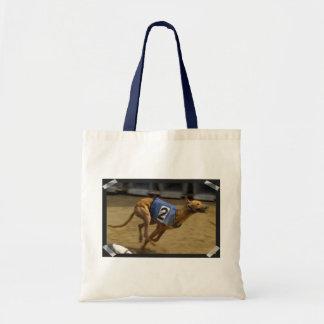 Racing Greyhound Environmental Tote Bag