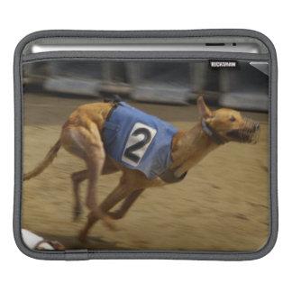 Racing Greyhound iPad Sleeve