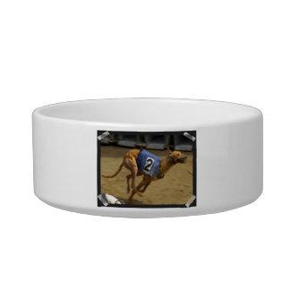 Racing Greyhound Pet Bowl