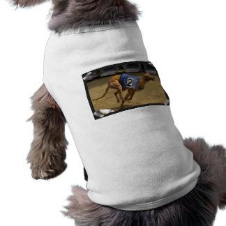 Racing Greyhound Pet Shirt