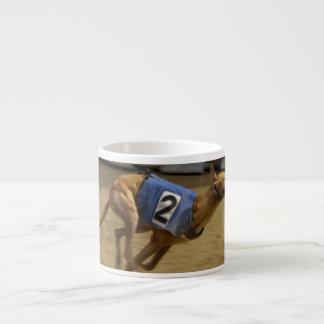 Racing Greyhound Specialty Mug Espresso Mug