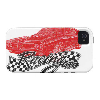 Racing GTO iPhone 4 Cover