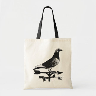 Racing Homer:  Weathervane Homer Tote Bag