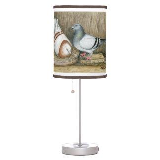 Racing Homers Home Life Desk Lamp