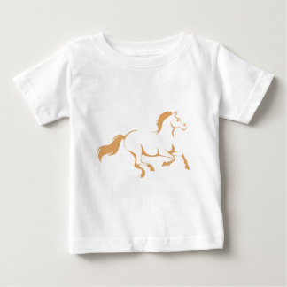 Racing Horse Running Shirt
