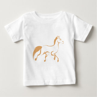 Racing Horse Running T Shirt