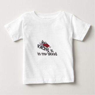 Racing In My Blood Baby T-Shirt