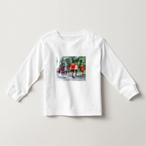 Racing in the Rain T-shirt