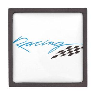 Racing Jewelry Box