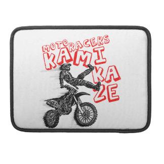 Racing Kamikaze Sleeve For MacBook Pro