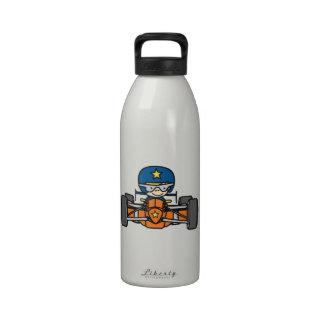 Racing Kart Water Bottles