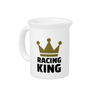 Racing king pitcher
