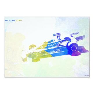 Racing Legend Card