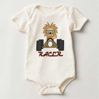Racing Lion T-shirts and Gifts