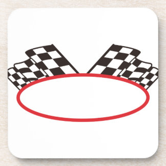 Racing Logo Coaster