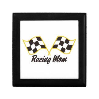 Racing Mom Jewelry Box