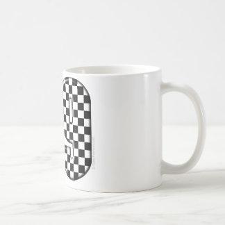 racing number 29 coffee mug